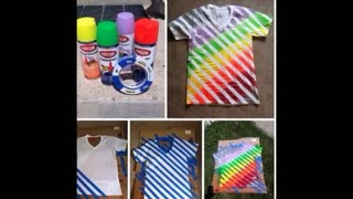 11 DIY Stripes&Colors Ideas