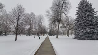 Beautiful Winter in Nebraska 2021