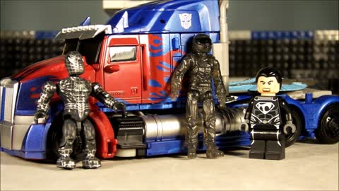CiiC Transformers 5 Voyager Class Optimus Prime