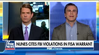 Tom Fitton weighs in on whether the FBI violated criminal statutes in FISA application - Video