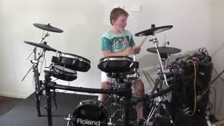 Counting Stars - One Republic Drum Cover