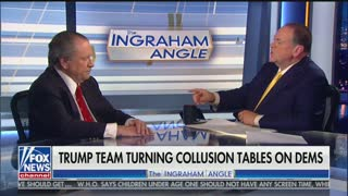 Joe diGenova says James Comey is also going to be in trouble