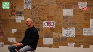 College Professor, Artist Creates Hope For The Homeless - Video