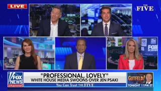 Jesse Watters on White House Press Corps