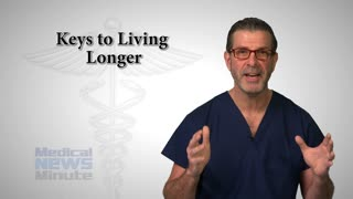 Helpful keys to living a longer life - Video