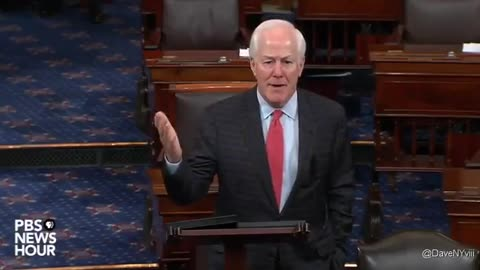 Sen. Cornyn — Democrats Shot Themselves In The Foot; Expect Trump To Rescue Them