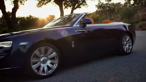 Rolls-Royce has high hopes for new Dawn