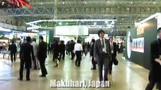 Futuristic Electronics: Japan 2009 - Video