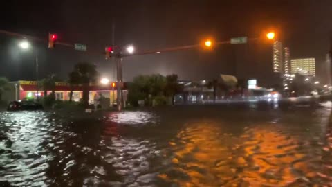 Hurricane Isaias causes massive flooding in North Myrtle Beach