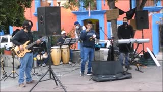 Latin Music LIVE in Oaxaca, Mexico – LIVE MUSIC