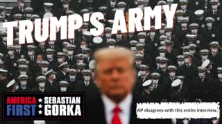 Trump's Army. Sebastian Gorka with Alex Marlow