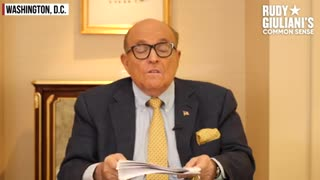 Incriminating Biden Documents Delivered To Delaware Police Department - Rudy Giuliani - Ep. 79