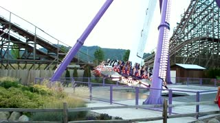 SpinCycle ride at Silverwood Theme Park in Athol, Idaho