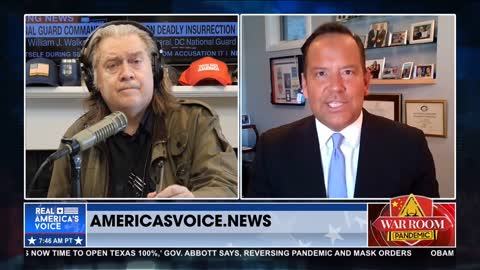 Steve Cortes rips Larry Kudlow and Rep. Maria Salazar
