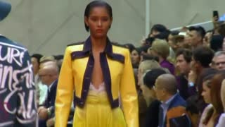 Burberry takes the birds and bees as inspiration for 2015 - Video
