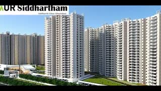 Gaur Siddhartham Apartments - Video