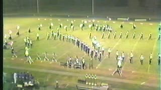 1989 Marching Band Competition