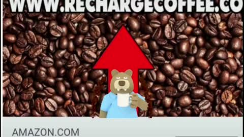 Recharge yourself with a cup of coffee
