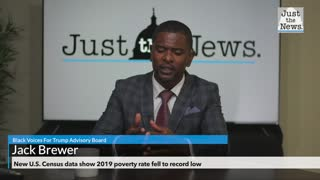 New U.S. Census data show 2019 poverty rate fell to record low