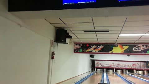 Sam Sitar's Bowling Exploration #3