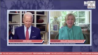 Hillary Clinton Endorses Joe Biden
