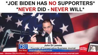 Joe Biden Has No Supporters... Never Did Never Will