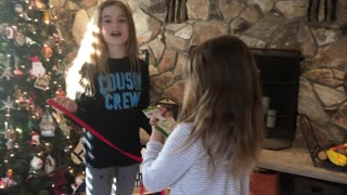 Kids Love Their Christmas Puppy Surprise