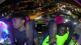 Amusement Park Thrill - Video
