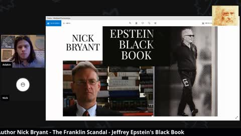 Nick Bryant on The Epstein Files. The Man With The Black Book.