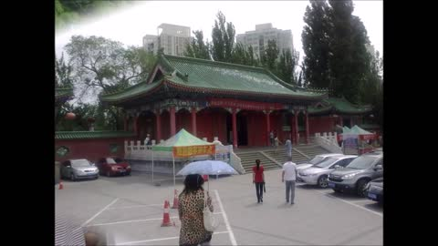 Cultures form around the world - China Mission Isaiah 2012 by Antony Hylton Episode 15