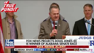 Moore May Demand A Recount, Says It's 'Not Over' - Video