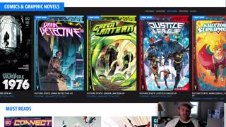 Comic Book new releases and reviews for January 6 & 13