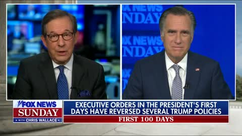 Romney: Need to have trial for Capitol riots, important steps toward unity