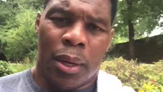 Herschel Walker with another message