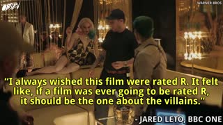 Jared Leto Shot Enough Footage For A Joker Movie - Video