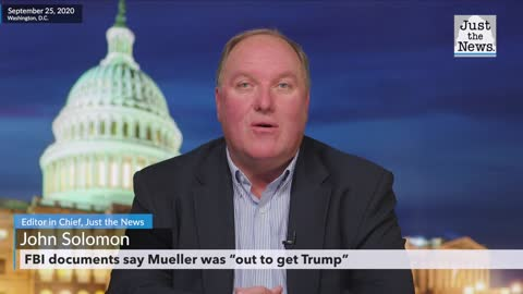 FBI agent: Never was evidence of Russia collusion but Mueller team had 'get Trump' goal