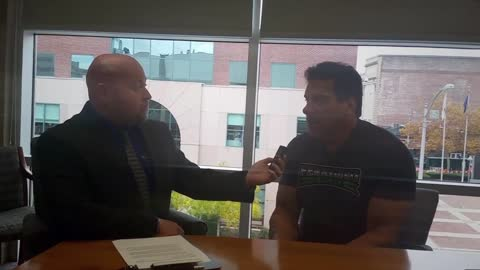 Interview with Incredible Hulk Lou Ferrigno