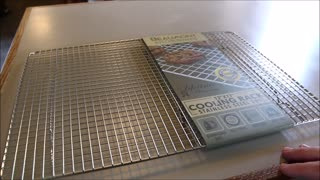 Beaumont Cooling Rack Review  - Video