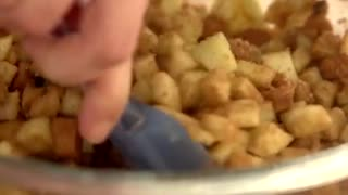 Apple Pie Cookies - Video