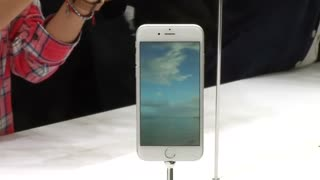 Apple iPhone sales soar; Twitter warns - Video