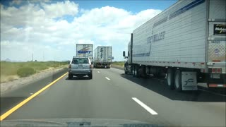One Mad Trucker - Video