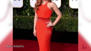 Best Dressed Golden Globes 2016 - Video