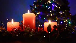 Christmas Ambience Music for Relaxation, Calming, Anxiety, Insomnia