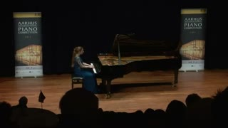 David Auldon Brown Olympiad performed by Jennifer Nicole Campbell