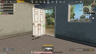 Scared Guy Hide Inside House While Enemies Around In Pubg