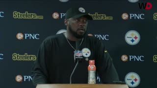 Steelers Coach Didn't Want Ex-Army Ranger To Deviate From Team Choice - Video