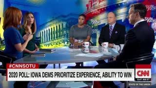 Tapper: Wouldn't Trump be threatened by candidate who is not white male?