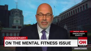 CNN's Smerconish Knocks 'Unfair and Unseemly' Speculation About Trump's Mental Health - Video