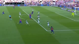 VIDEO: Leo Messi incredible goal vs Real Betis
