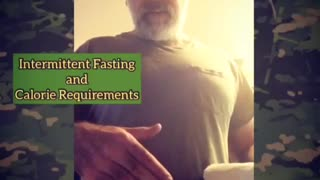 Intermittent Fasting and Calorie Requirements